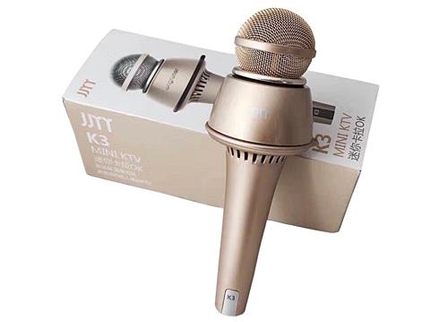 Microphone Karaoke - Loa Bluetooth 2 IN 1 JJYY KTV K3