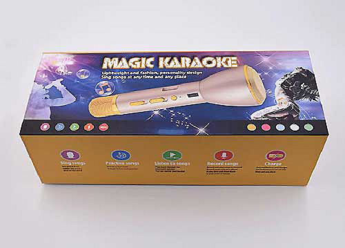 Microphone Karaoke - Loa Bluetooth 2 In 1 KTV  K088