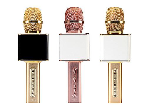 Microphone Karaoke - Loa Bluetooth 2 IN 1 YS-10
