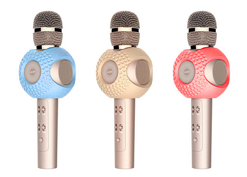 Microphone Karaoke - Loa Bluetooth KTV  HIG-SEE XT5