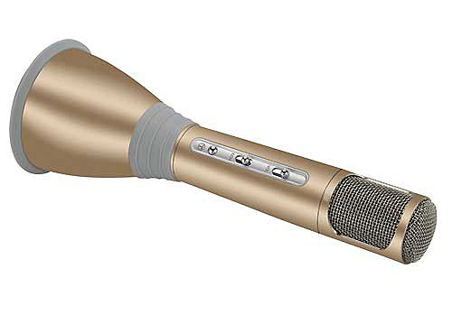 Microphone Karaoke - Loa Bluetooth TUXUN K068