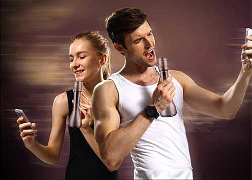Microphone Karaoke - Loa Bluetooth TUXUN KTV K01