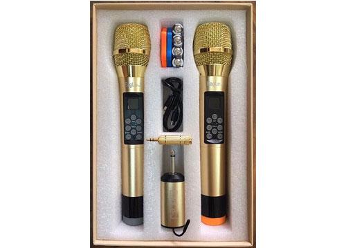 Microphone không dây đa năng Eagle-J M9