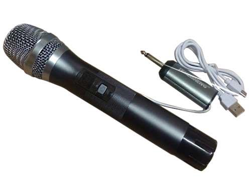 Microphone không dây đa năng Temeisheng W68