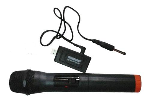 Microphone không dây đa năng W-28