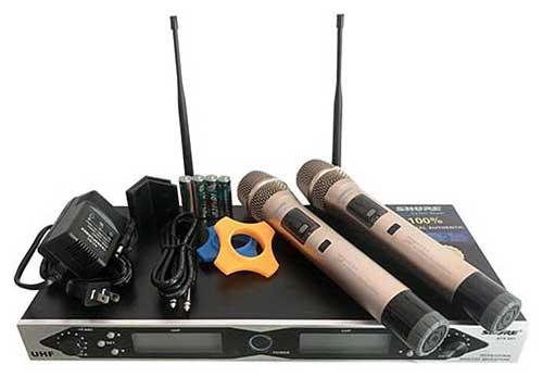 Microphone không dây Shure ATX-001