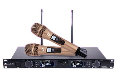 Microphone không dây Shuri SR-3000