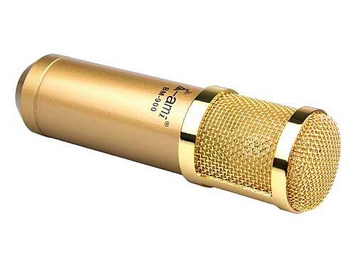 Microphone thu âm Ami BM-900 chuyên nghiệp