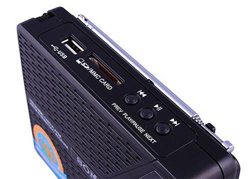 Radio Chuyên Dụng SONY LT-F1