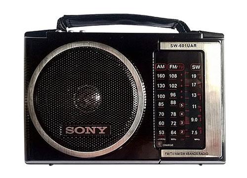 Radio chuyên dụng Sony SW-601UAR 4 band