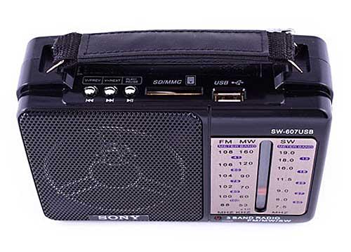 Radio Chuyên Dụng SONY SW-607