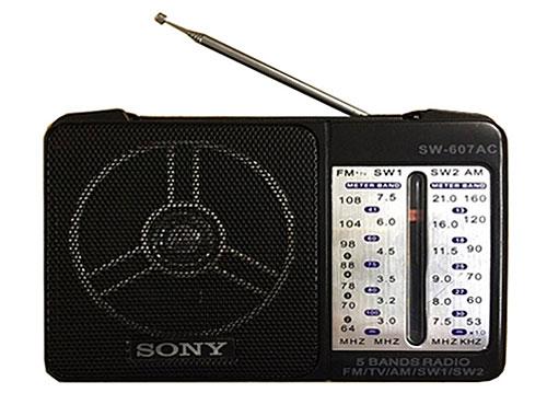 Radio Chuyên Dụng SONY SW-607AC