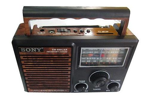 Radio chuyên dụng Sony SW-888UAR