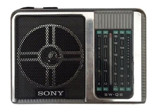 Radio chuyên dụng Sony SW-Q8