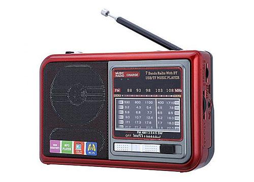 Radio Golon RX-966 7 band, bắt sóng nhạy, nghe nhạc mp3