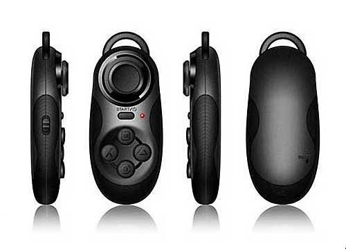 Tay Cầm Chơi Game Bluetooth V3.0 Gamepad