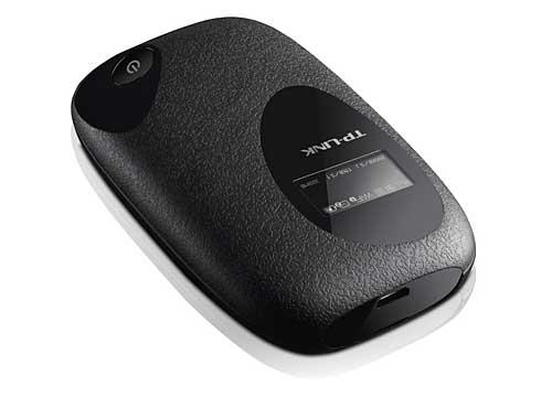 Thiết Bị phát wifi Từ Sim 3G TP-Link M5350