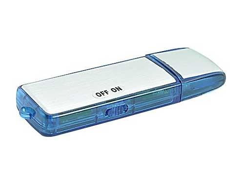 USB + Ghi Âm Keychain 4Gb