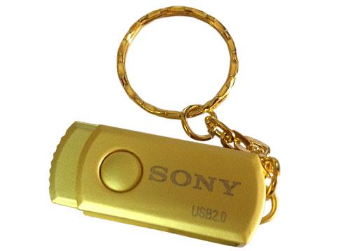 USB Sony 2.0 mạ vàng 4G/8G/16G