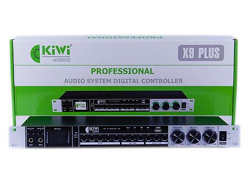 Vang số chỉnh cơ KIWI X9 Plus, có chức năng bluetooth
