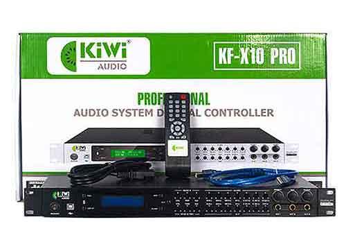 Vang số Kiwi KF-X10 Pro, hát karaoke cực hay, chống hú tốt