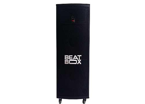 Loa kéo di động Beat Box KB61 bass đôi