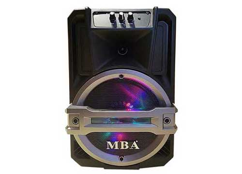 Loa kéo di động MBA FR-8A 2.5 tấc