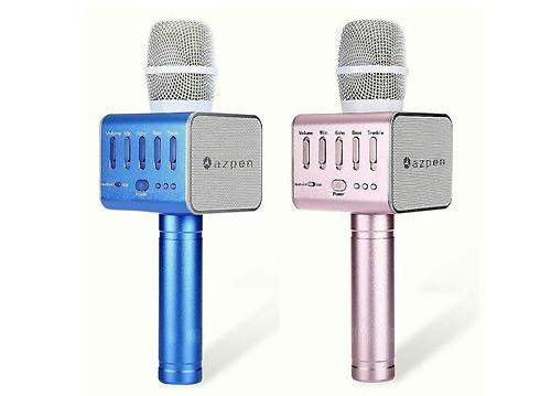 Microphone Karaoke Kèm Loa Sansui SB-K66