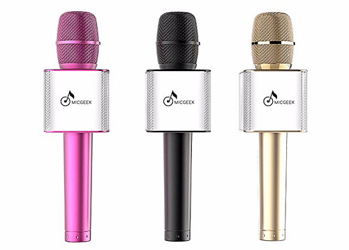 Microphone Karaoke - Loa Bluetooth 2 IN 1 Q9