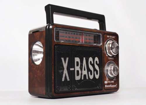 Radio Chuyên Dụng 3 Band New Kanon