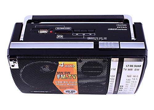 Radio chuyên dụng Sony LT-D6