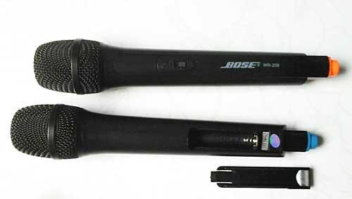 Bộ microphone không dây Bose WR-206