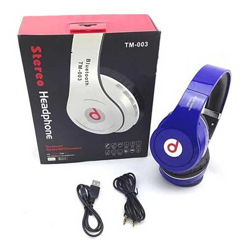 Headphone bluetooth Beats Studio TM003