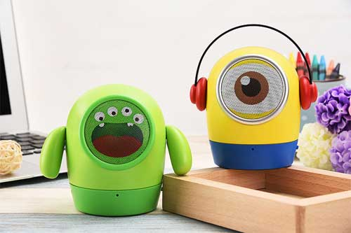 Loa bluetoooth mini cartoon JY-WT