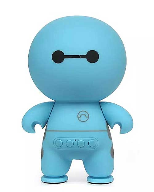 Loa bluetooth mini Music A9 Baymax