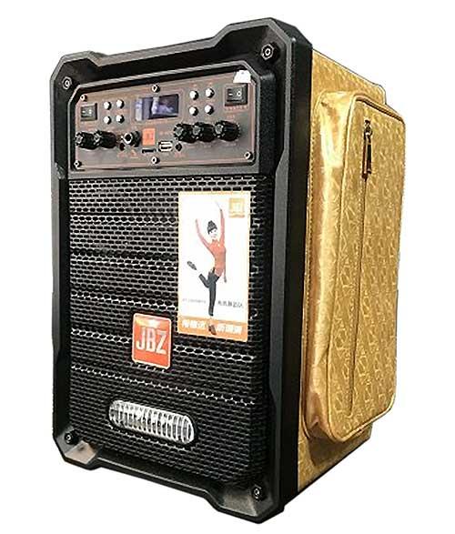 Loa di động JBZ JB+0805, loa kéo karaoke mini