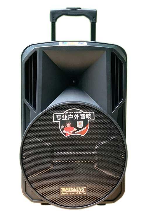 Loa di động Temeisheng A12-65 Pro, loa kéo hát karaoke 3 tấc
