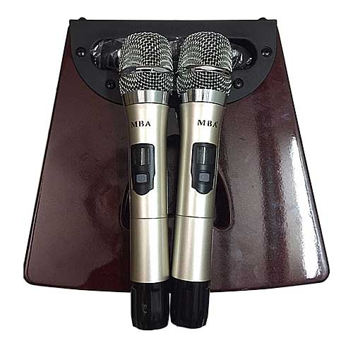 Loa kéo MBA SA-8702, loa hát karaoke cao cấp