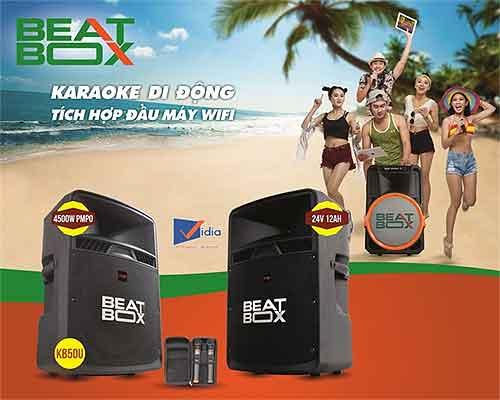 Loa kéo Beatbox -Acnos-KBeatbox mở đầu cho một xu thế mới - 1