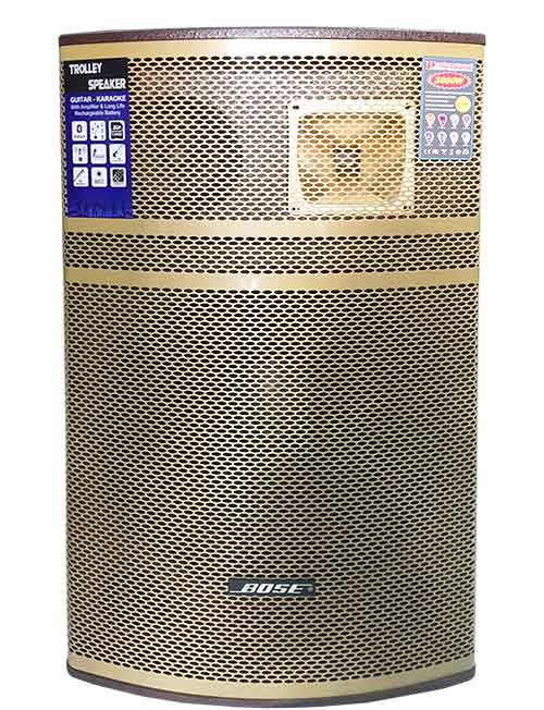 Loa kéo Bose 18DE đời 2019, loa karaoke bluetooth 5.5 tấc, 800W