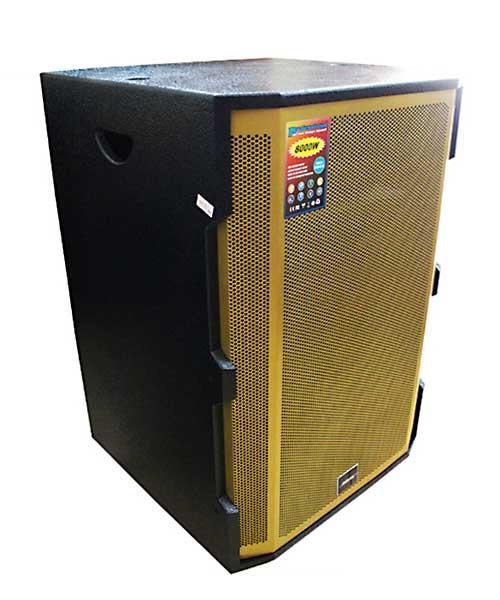 Loa kéo Bose DK-6868BX, bass 5 tấc