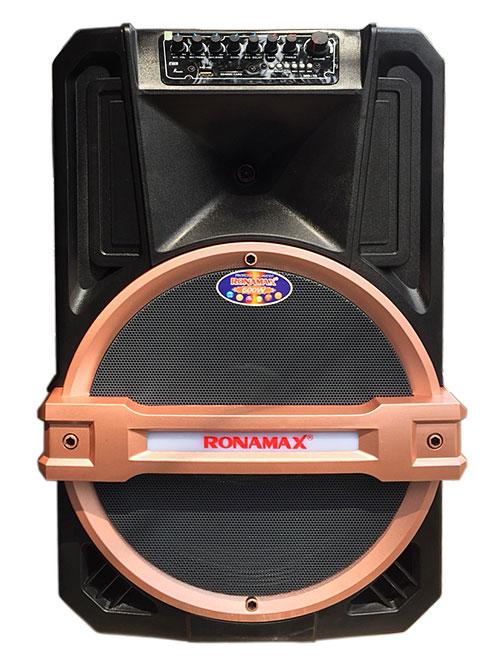 Loa kéo di động Ronamax MDX15 4 tấc