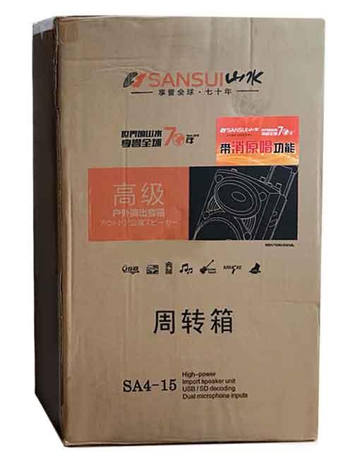 Loa kéo di động Sansui SA4-15
