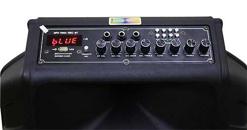 Loa kéo di động Soundbox S16A 4 tấc