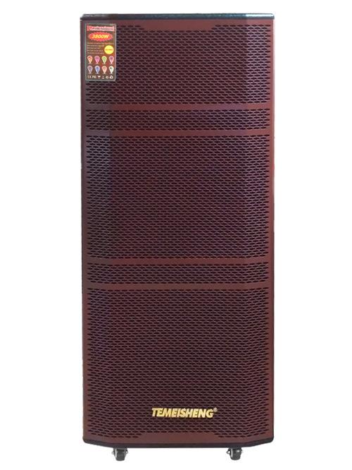 Loa Kéo Di Động Temeisheng GD215-12 Bass Đôi