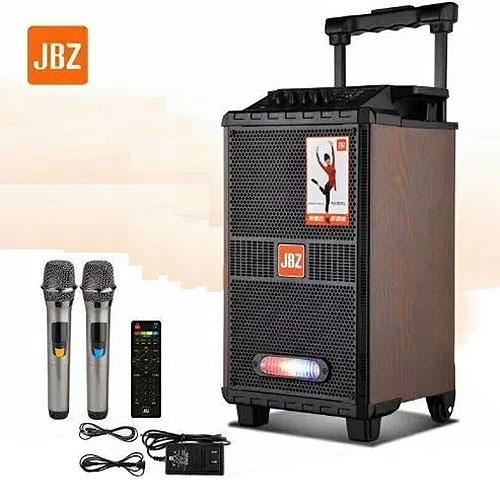 Loa kéo JBZ JB+1011, loa di động hát karaoke, bass 2.5 tấc