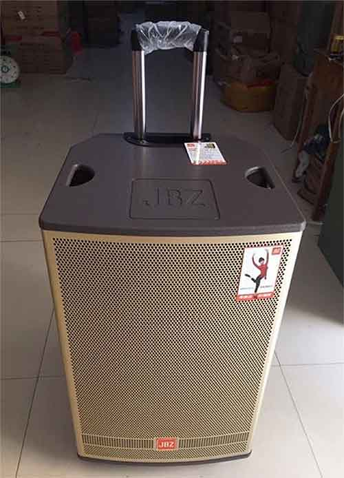 Loa kéo JBZ JB+1514, loa gỗ cao cấp, bass nén 4 tấc