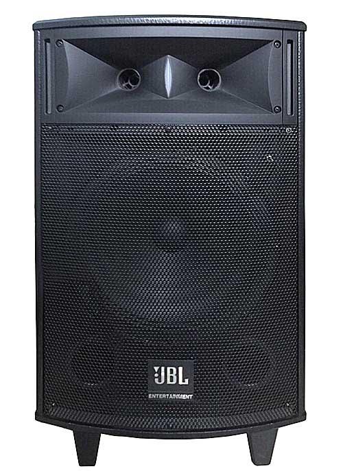 Loa kéo karaoke JBL DX-500, loa gỗ giá bình dân