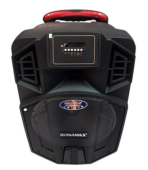 Loa kéo Ronamax K12, loa karaoke bass 3 tấc