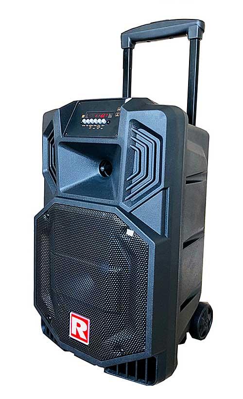 Loa kéo Ronamax V8, loa karaoke mini bass 2 tấc